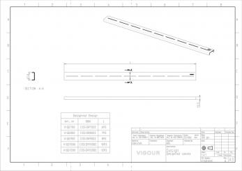 designset cosima design 1000 mm vigour designrost f r cosima duschrinne ausf hrung edelstahl 1. Black Bedroom Furniture Sets. Home Design Ideas