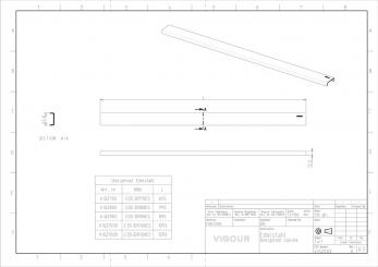 badshop veith duschrinne cosima 700 mm edelstahl gk m h henv f ssen vigour. Black Bedroom Furniture Sets. Home Design Ideas