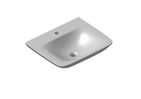 badshop veith waschtisch white 60x49cm weiss pflegeplus vigour vigour sanibel. Black Bedroom Furniture Sets. Home Design Ideas