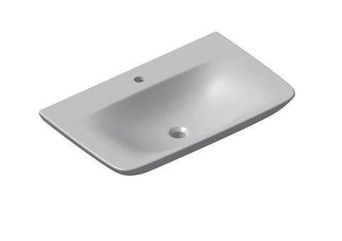 badshop veith waschtisch white 80x49cm weiss pflegeplus vigour vigour sanibel. Black Bedroom Furniture Sets. Home Design Ideas