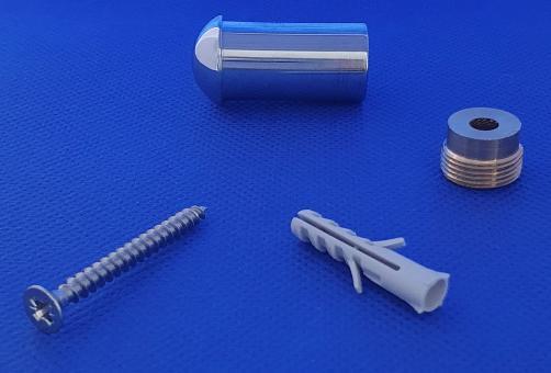 Handtuchhaken clivia 30mm verchromt VIGOUR - B-Ware