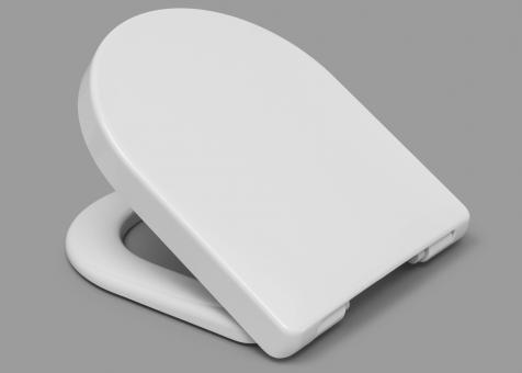 WC-Sitz clivia f.WC ohne Spülrand m.Deckel pergamon m.softclose VIGOUR