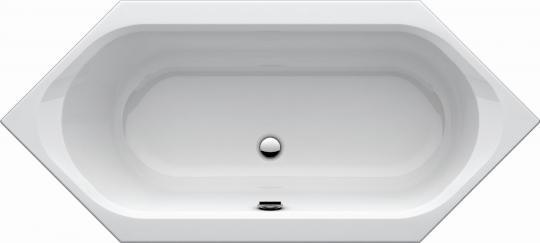 badshop veith sechseck badewanne acryl one 190x85cm. Black Bedroom Furniture Sets. Home Design Ideas