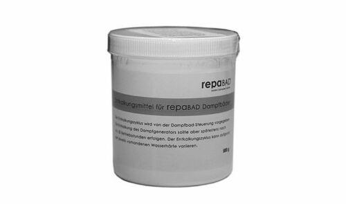 Repabad Entkalkungsmittel für Dampfbäder 500 g