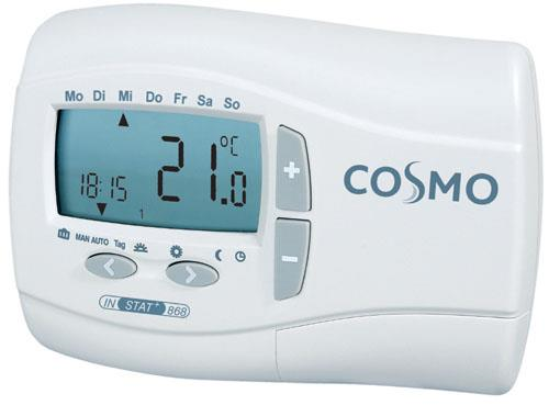 badshop veith cosmo funk uhrenthermostat 868 mhz 5 bis. Black Bedroom Furniture Sets. Home Design Ideas