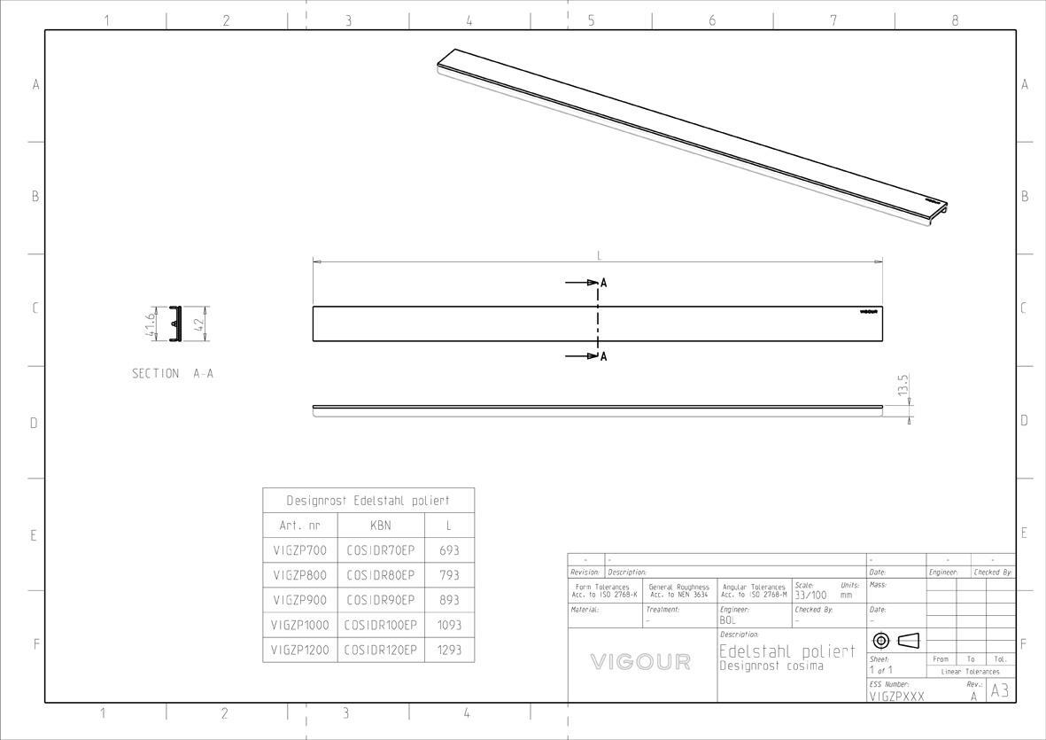 badshop veith designset cosima edelstahl poliert 1000 mm vigour vigour sanibel. Black Bedroom Furniture Sets. Home Design Ideas