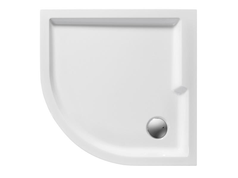 badshop veith viertelkreis duschwanne acryl cosima 90x6 5cm weiss vigour vigour sanibel. Black Bedroom Furniture Sets. Home Design Ideas