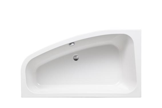 Vigour derby badewanne for Ideen fur duschabtrennungen