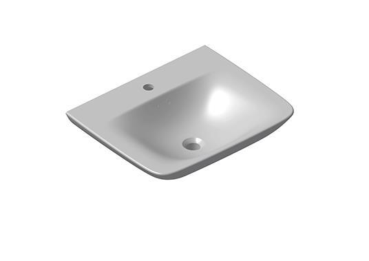 badshop veith waschtisch white 60x49cm weiss vigour vigour sanibel. Black Bedroom Furniture Sets. Home Design Ideas