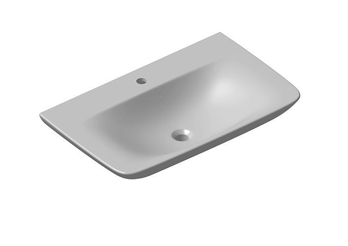 badshop veith waschtisch white 80x49cm weiss vigour vigour sanibel. Black Bedroom Furniture Sets. Home Design Ideas