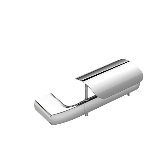 badshop veith papierhalter white mit deckel verchromt vigour vigour sanibel. Black Bedroom Furniture Sets. Home Design Ideas