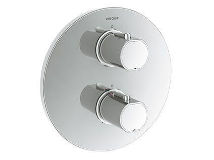 badshop veith farbset thermostat derby style verchromt m mengenregulierung f vigourupkt vigour. Black Bedroom Furniture Sets. Home Design Ideas