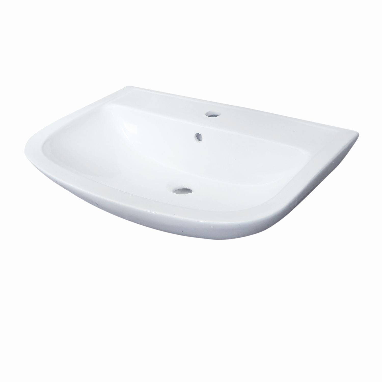 badshop veith waschtisch one 60 x 45cm wei vigour vigour sanibel. Black Bedroom Furniture Sets. Home Design Ideas