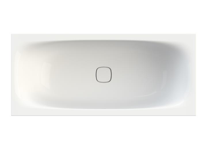 badshop veith mittelablaufwanne acryl white 180x80cm ab bl mi vigour sanibel. Black Bedroom Furniture Sets. Home Design Ideas